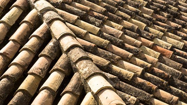bridlicová střecha