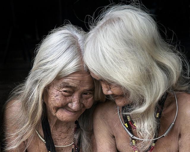 staré ženy